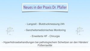 Dr. Pfaller Praxis News 06-2015
