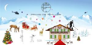 Praxis Dr Pfaller wünscht schöne Weihnachten und ein Gutes neues Jahr