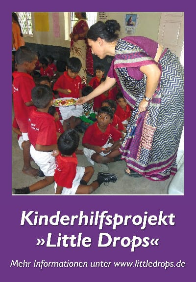 "Kinderhilfsprojekt ""Little Drops"""