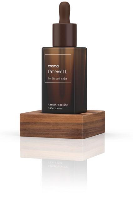 farewell irritated skin